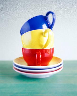 Drei Tassen - p3050106 von Dirk Morla