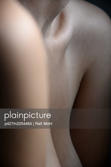 Naked woman - p427m2254464 by Ralf Mohr