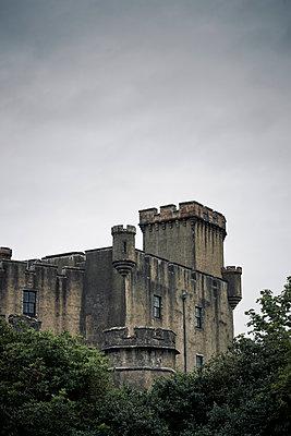 Dunvegan Castle - p1124m1491373 von Willing-Holtz