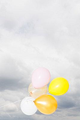 Ballons - p898m1553267 von Julia Blank