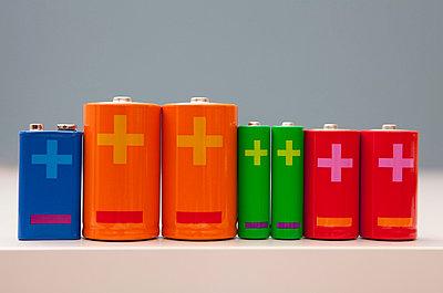 Batteries - p4541668 by Lubitz + Dorner