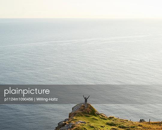 Aussicht auf Insel Runde - p1124m1090456 von Willing-Holtz