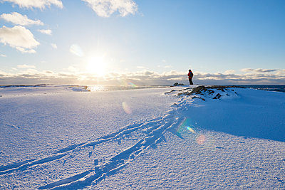 Spitzbergen Svalbard - p1203m1132406 von Bernd Schumacher