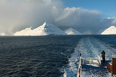 Schiffsreise zu den Färöer Inseln - p1354m2278834 von Kaiser