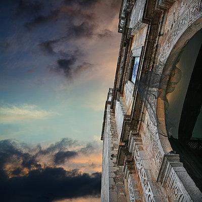 Kathedrale Las Monjas in Morelia - p375m1563895 von whatapicture