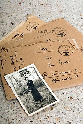 Alte Briefe - p4510939 von Anja Weber-Decker