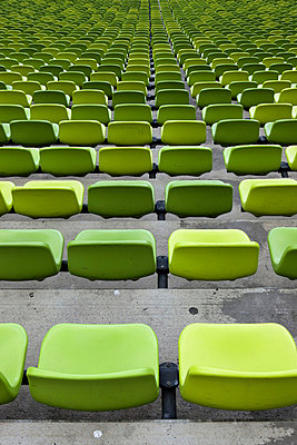 Green seats - p6370275 by Florian Stern