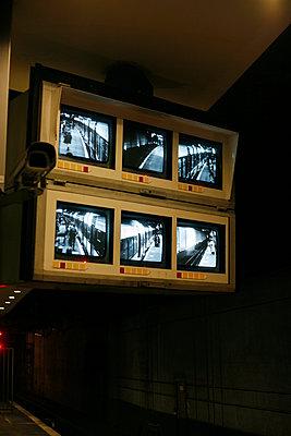 Überwachungsmonitore - p1028m907224 von Jean Marmeisse