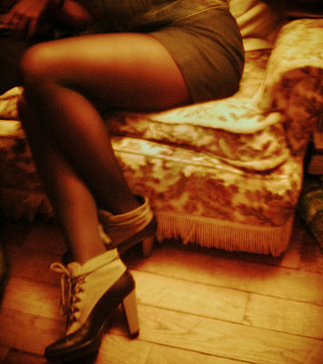 Woman´s legs - p567m822803 by Alexis Bastin
