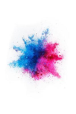 Farbkleckse - p851m2077363 von Lohfink