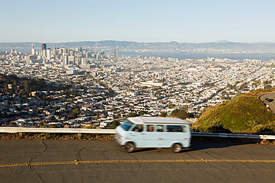 Great view in San Francisco - p214m1008242 by hasengold