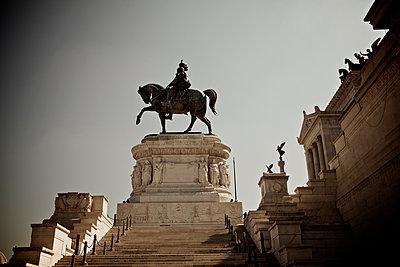 Nationaldenkmal Monumento Nazionale a Vittorio Emanuele II - p1065m1183399 von KNSY Bande