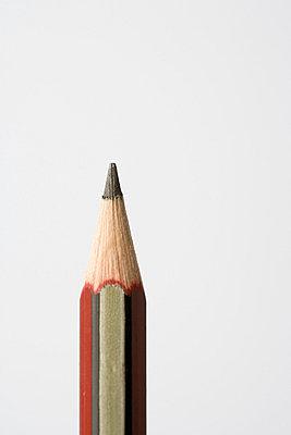 Tip of pencil - p30118093f by Ragnar Schmuck