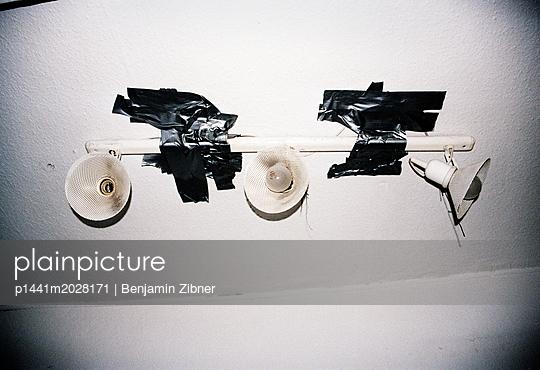 Provisorium - p1441m2028171 von Benjamin Zibner