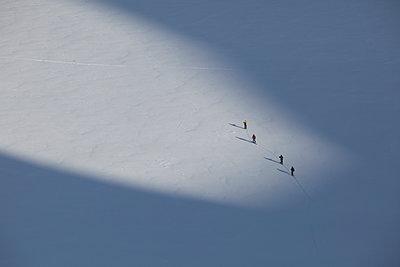 Sweden, Backcountry skiing in northern Scandinavia - p1687m2284330 by Katja Kircher