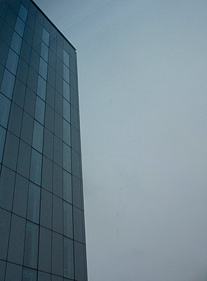 Glass Skyscraper, Low Angle View - p6942803 by Lisa Engardt