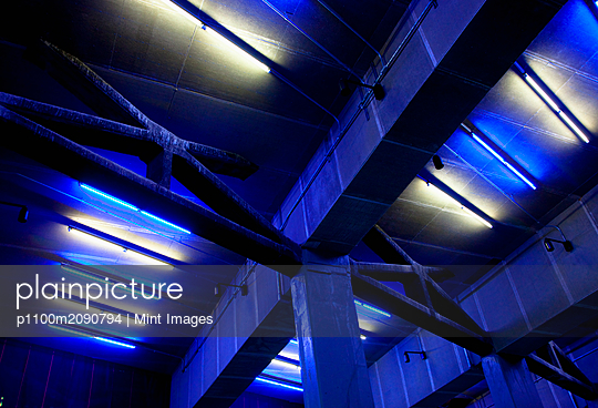Support Structures - p1100m2090794 by Mint Images