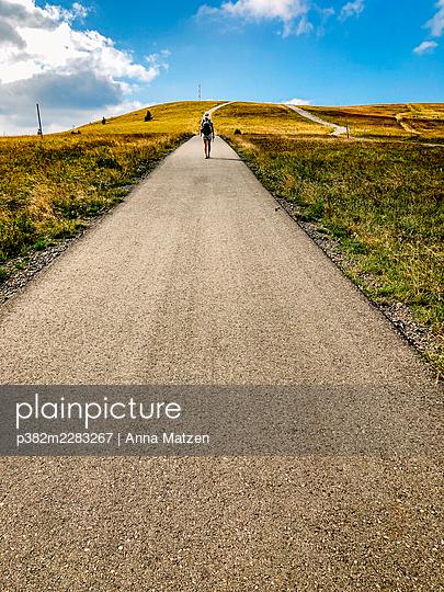 Hike on the Feldberg - p382m2283267 by Anna Matzen