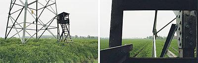 Hochstand - p1205m1020930 von Annet van der Voort