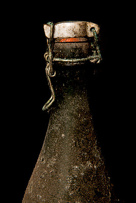 Old dirty bottles - p451m987493 by Anja Weber-Decker