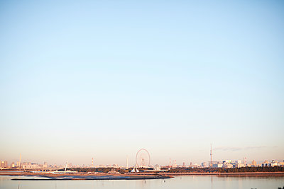 Tokyo cityscape  - p579m2014823 by Yabo