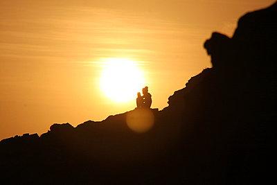 Sonnenuntergang - p865m767149 von atomara