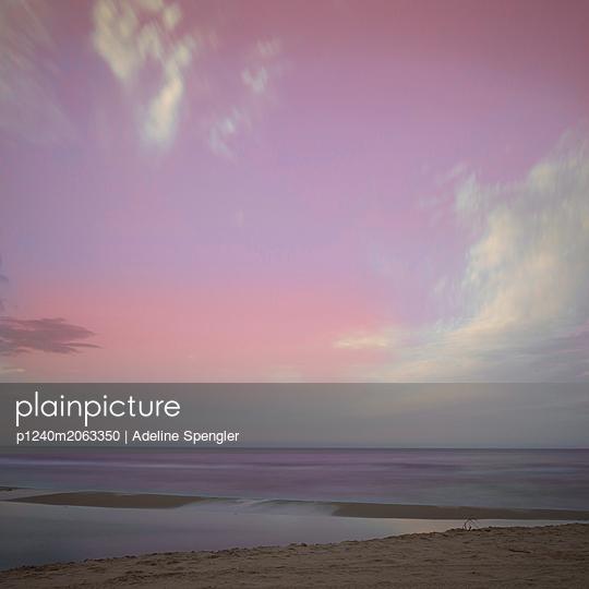 Sunset - p1240m2063350 by Adeline Spengler