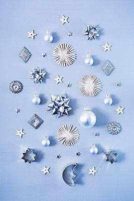 Christmas decoration - p1149m2021589 by Yvonne Röder