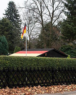 Schrebergarten - p1214m1016931 von Janusz Beck