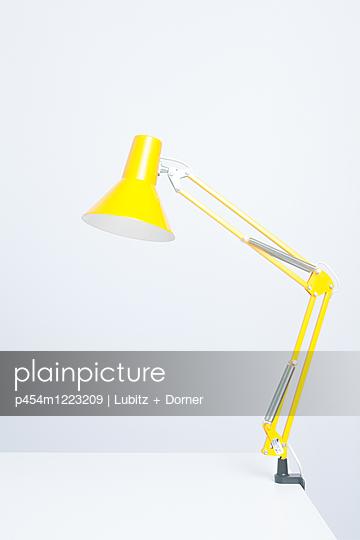 Schreibtischlampe - p454m1223209 von Lubitz + Dorner