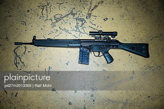 Gewehr G3 - p427m2013365 von R. Mohr