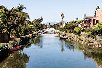 Venice Canals - p1094m971493 von Patrick Strattner
