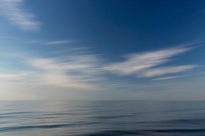 Horizon over Baltic Sea - p743m1189988 by Stefan Freund