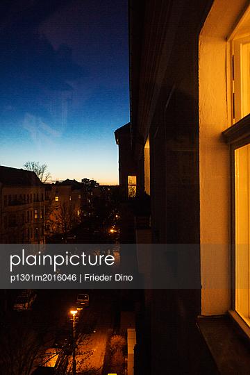 Abenstunden  - p1301m2016046 von Delia Baum