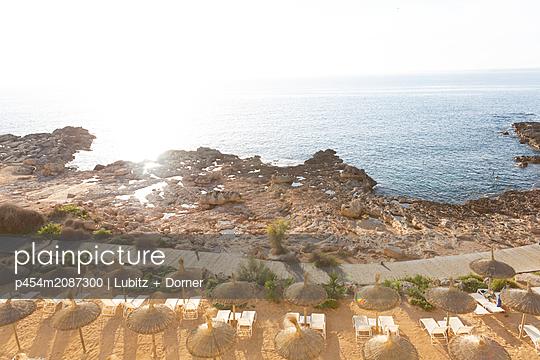 Urlaub an der Küste - p454m2087300 von Lubitz + Dorner