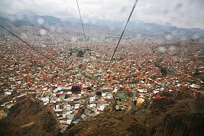 La Paz - p1038m1575334 von BlueHouseProject