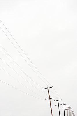 Power Lines - p1335m1362070 by Daniel Cullen