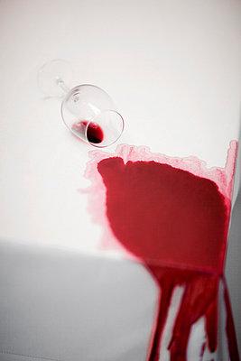 Glass of wine - p6950109 by Rui Camilo