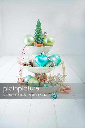 Weihnachtsdekoraton - p1288m1161570 von Nicole Franke