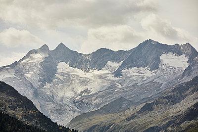 Gletscher in den Alpen - p1511m2223035 von artwall