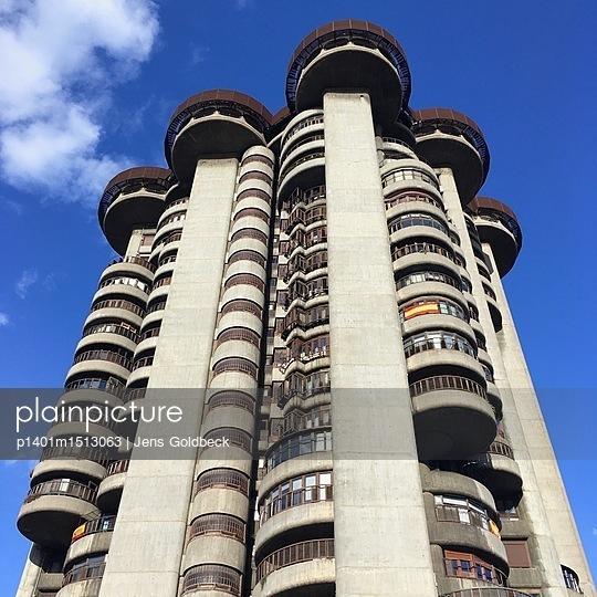 Torres Blancas - p1401m1513063 von Jens Goldbeck