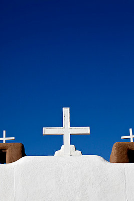 Three crosses - p4451037 by Marie Docher