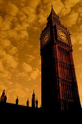 Big Ben - p1028m2053752 von Jean Marmeisse