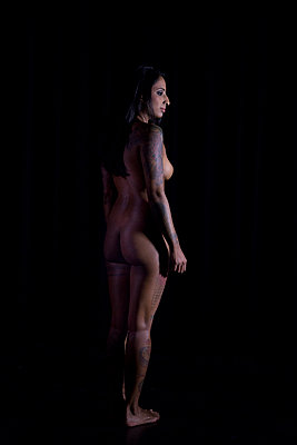 Nude Indian Woman - p1291m1116142 by Marcus Bastel