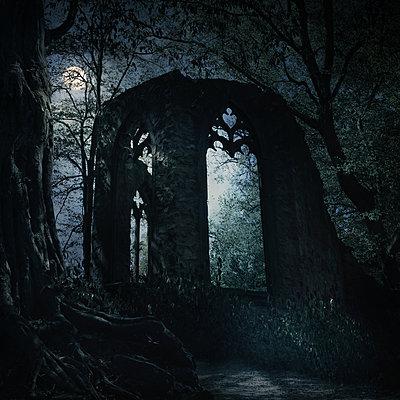 Gothic Tales - p1633m2210057 von Bernd Webler