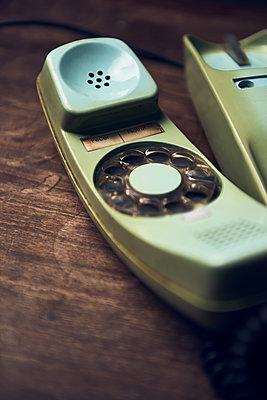 Retro Telefon - p1613m2247558 von pohlit