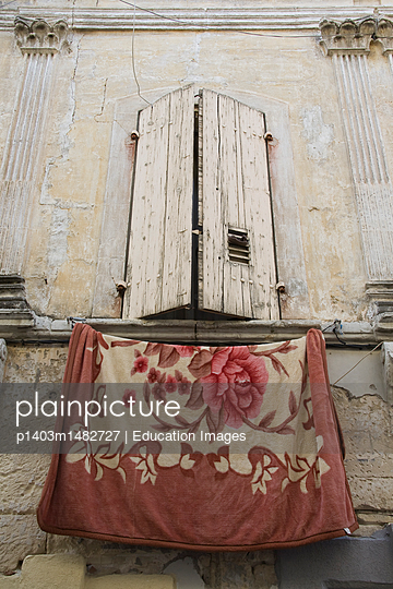 Village of Tarascon - p1403m1482727 by Education Images