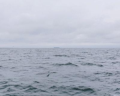 Das Meer - p1085m876978 von David Carreno Hansen
