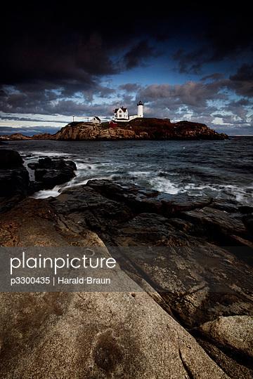 Cape Neddick 'Nubble' Light - p3300435 von Harald Braun