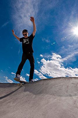 Skater - p2200871 von Kai Jabs